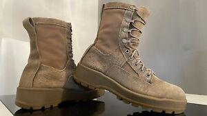 ALTAMA Retro US VIBRAM 360 GORE-TEX Leder Schuhe BOOTS Classic BEIGE Gr. 40