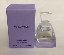Vera Wang Sheer Veil 0.13 oz / 4 ML EDP Splash Mini Women - NIB