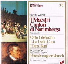 I Gioielli Della Lirica N 37, Wagner: I Maestri Cantori di Norimberga / Hopf