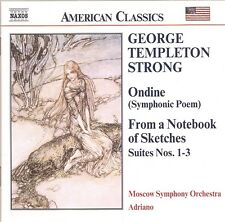 Strong - Ondine • From a Notebook of Sketches: Suites Nos. 1 to 3