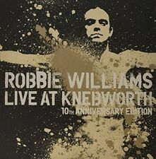 Live at Knebworth [10th Anniversary Edition] by Robbie Williams (CD, Jul-2013, 2 Discs, Island (Label))