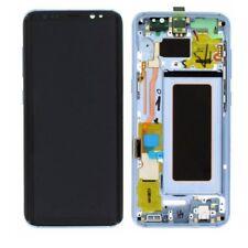 PANTALLA COMPLETA LCD + TACTIL + MARCO SAMSUNG GALAXY S8 G950 AZUL