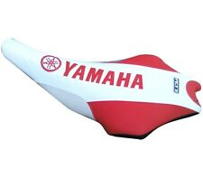 SEAT COVER ULTRA GRIPPER ATV YAMAHA YFZ 450R! RED & WHITE!!! EXCELLENT QUALITY!