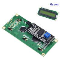 Display Screen Green LCD Module Blue LCD 1602 I2C LCD Screen Module Arduino