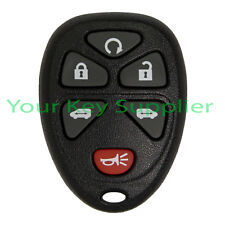 New Replacement Keyless Entry Remote Key Fob Van Power Doors for GM 15114376