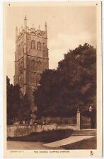 * RAPHAEL TUCK #CC4 - Chipping Campden Church - Gloucestershire - c1940s era