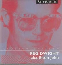 Reg Dwight aka Elton John - Rarest Series  ( CD ) NEW