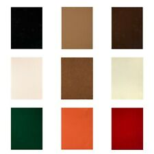 Pack of 5 Felt 9x12 2mm Thick Various Solid Colors New Shipping 3.25