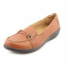 Clarks Women's Composition Leather Flats