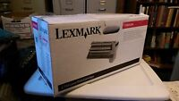 Genuine Lexmark 10B042M Magenta Printer Toner Cartridge C750 - NEW OPEN BOX