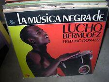 LUCHO BERMUDEZ & FRED MACDONALD la musica negra de ( jazz ) - colombia -
