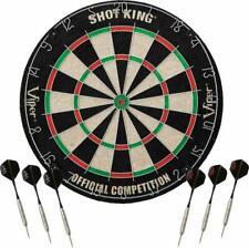 New listing Viper 426002 Shot King Steel Tip Dartboard