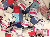 10 pairs luxury ladies women's coloured design socks cotton blend size 4-7 BMHKG