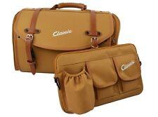 Série de sacs Classic Nylon Caisson marron incl. Sac pour Compartiment à bagages