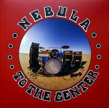 Nebula - To The Center LP - Black Vinyl Record SEALED Rock Album
