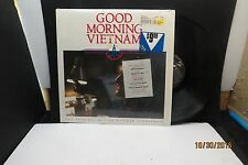 GOOD MORNING VIETNAM-ORIGINAL MOTION PICTURE SOUND TRACK-IN SHRINK-1987 A&M-