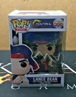 Lance Bean - 586 Contra (Funko POP!) Vinyl Figure