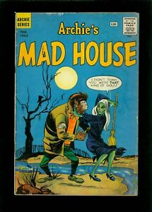 Archie's Madhouse 17 GD 2.0