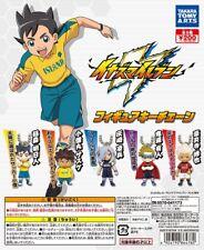 Takara Tomy Inazuma Eleven Figure Keychain Mascot Completed Set 5pcs