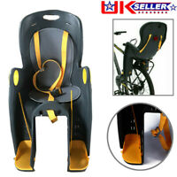 Bicycle Rear Mounted Child Seat Three Point Safety Belt High Quality