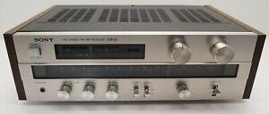 Vintage Sony STR-V2 AM/FM Stereo Receiver