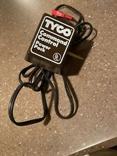 TYCO #6420 COMMAND CONTROL Model #612 HO Scale WALL POWER PACK TRANSFORMER