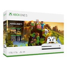 Microsoft Xbox One S 1TB Minecraft Creator Bundle  *BRAND NEW*