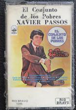 Xavier Passos - El Conjunto de los Pobres - Cassette - New!