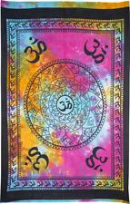 Tela pintada om loto colores decoración de paredes muebles hogar