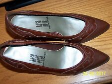 Rush Hour Express Brand Cinnamon Brown Synthetic Material Sz 10B