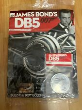 BUILD YOUR OWN EAGLEMOSS JAMES BOND 007 1:8 ASTON MARTIN DB5 ISSUE 20