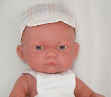 Antonio Juan Baby Boy Doll Pitu Expositor 10 Inch Doll