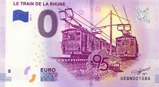 64 SARE Le train de la Rhune 2, 95 ans, 2019, Billet 0 € Souvenir