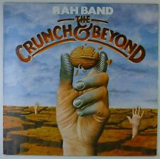"12"" LP - RAH Band - The Crunch & Beyond - k5745 - washed & cleaned"