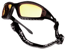 Bolle TRACKER Safety Glasses - YELLOW LENS Airsoft Army Eye Protection Goggles