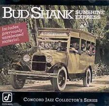 BUD SHANK - Sunshine Express CD ( Jazz Music, Rare Tracks )