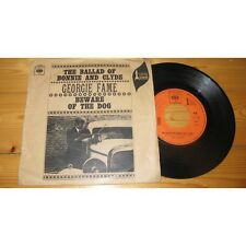 GEORGIE FAME-The Ballad Of Bonnie & Clyde / Beware Of The Dog French 7 PS Garage