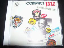 Lionel Hampton Compact Jazz CD