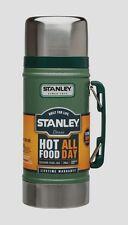 Stanley Clásico boca ancha 710ml inoxidable botella cantina Thermos 10-01229-014