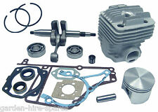 Engine Rebuild Cylinder Head, Piston, Crankshaft, Gasket Set Fits STIHL TS400