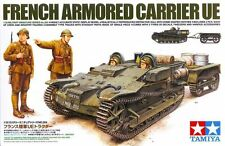 "Kit montaggio carro 1:35 TAMIYA 35284 ""FRENCH ARMORED CARRIER UE"""