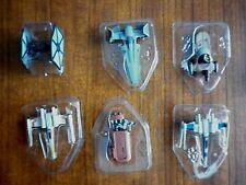 Star Wars The Force Awakens Micro Machines Series1 Lot Of 6