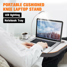 Laptop Tray Notebook Cushion Stand Lazy Table Portable Computer Desk wit