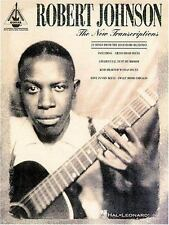 Artist Songbooks: Robert Johnson : The New Transcriptions (1999, Paperback)