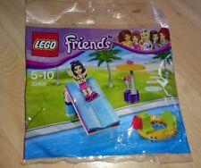 Lego 30401 - Friends - Emmas Pool mit Rutsche Polybag / Promo