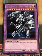 Yugioh Blue-Eyes Ultimate Dragon DPRP-EN025 Rare 1st Edition
