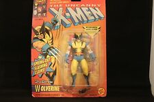 X-MEN WOLVERINE TOY BIZ 2ND EDITION MARVEL
