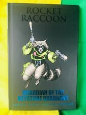 Rocket Raccoon Guardian of the Keystone Quadrant Hardcover Graphic Novel