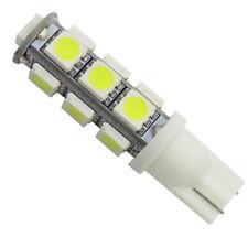 10x T10/W5W/921/194 1.5W 13 5050 SMD LED Light Bulb Lamp DC12V White Highlight X