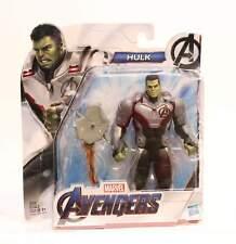 Marvel Avengers: Endgame Team Suit Hulk Deluxe Figure - Beat Up Card - Bruce B.